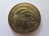 Médaille MDP Villars les Dombes. Parc des oiseaux. Calao. 40e anniversaire 2010
