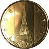 Médaille MDP Tour Eiffel 2016