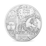 10 euros argent Semeuse Le Teston 2016
