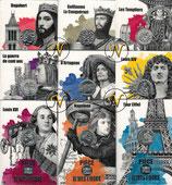 10 euros argent Histoire de France 2019 / Vague 1