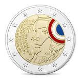 2 euros République BE 2015