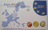 Coffret belle épreuve Allemagne Atelier G 2005