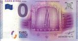 Billet touristique 0€ Caves Byrrh 2015