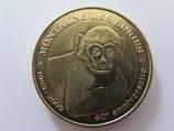 Médaille MDP  Kintzheim. Montagne des singes. 1969-2009. 2010