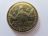 Médaille MDP Jaunay Clan. Parc du Futuroscope. Guerliguet 2012
