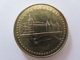 Médaille MDP  Paris. La Conciergerie. Face simple 2009