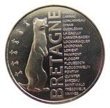 Médaille Bretagne argentée 2018