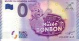 Billet touristique 0€ Musée du bonbon Haribo 2015
