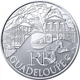 10 euros argent Guadeloupe 2011