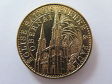 Médaille MDP Obernai. Paroisse d'Obernai. Eglise Saints Pierre et Paul 2013