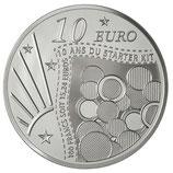 10 euros argent Semeuse 10 ans du starter kit 2011