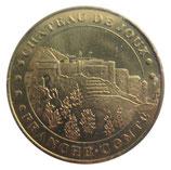 Médaille MDP Franche Comté Château de Joux 2007