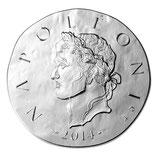 10 euros argent Napoléon Ier 2014