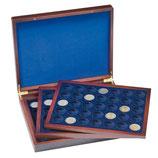 Coffret pour 105 pièces de 2 euros sous capsules