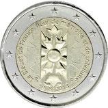 2 euros bleuet 2018