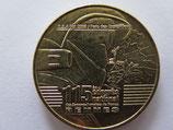 Médaille MDP Rennes. COTEM 35. Rennes. 115° congrès national des sapeurs pompiers 2008