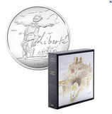 Coffret 10 euros Valeurs de  la République argent Sempé 2014