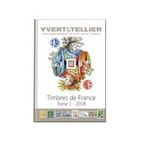 Catalogue Yvert et Tellier TOME 1 - 2018 Timbres de France