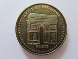 Médaille MDP  Paris. Arc de Triomphe. Face simple (CMN) 2009