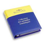 Album Monnaie de Paris pour médailles touristiques françaises