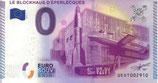 Billet touristique 0€ Le blockhaus d'Eperlecques 2015