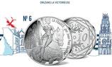 10 euros argent Orléans la victorieuse 2017