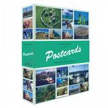 Album pour 200 cartes postales