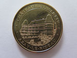 Médaille MDP Azay le Rideau. Château de l'Islette 2011
