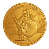 Médaille Astérix et Obélix