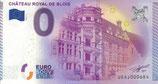 Billet touristique 0€ Château royal de Blois 2015