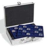 Valisette CARGO S6 pour 144 monnaies jusqu'à 33 mm