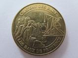 Médaille MDP  Les Baux de Provence. Château des Baux. Le trébuchet 2011
