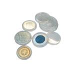 Boîte de 25 capsules rondes de 14 mm à 50 mm SAFE