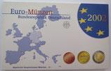 Coffret belle épreuve Allemagne Atelier D 2002