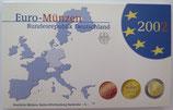 Coffret belle épreuve Allemagne Atelier G 2002