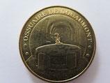 Médaille MDP Douaumont. Ossuaire de Douaumont. La flamme du souvenir 2009