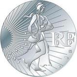 10 euros argent Semeuse 2009