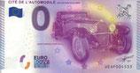 Billet touristique 0€ Cité de l'automobile 2015