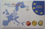 Coffret belle épreuve Allemagne Atelier G 2003