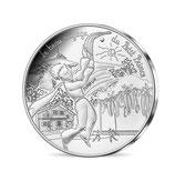 10 euros argent Petit prince joue à la pelote basque 2016