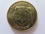 Médaille MDP  Merlimont. Parc Bagatelle 2012