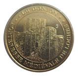 Médaille MDP Forteresse médiévale de Loches Le donjon 2007