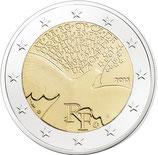 2 euros Paix 2015
