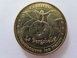 Médaille MDP Vandoeuvre les Nancy. Confrérie de la Bergabelle 2009