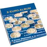 Album pré-imprimé NUMIS pour pièces de 2 euros commémoratives