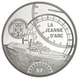 10 euros argent La Jeanne d'Arc 2012