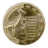 Médaille Alsace dorée 2019