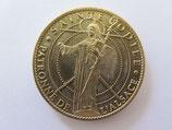 Médaille Arthus Bertrand Ottrott Mont Sainte Odile Patronne de l'Alsace 2012