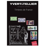 Catalogue Yvert et Tellier TOME 1 - 2019 Timbres de France