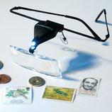 Loupe lunettes x 1,5 - 3,5